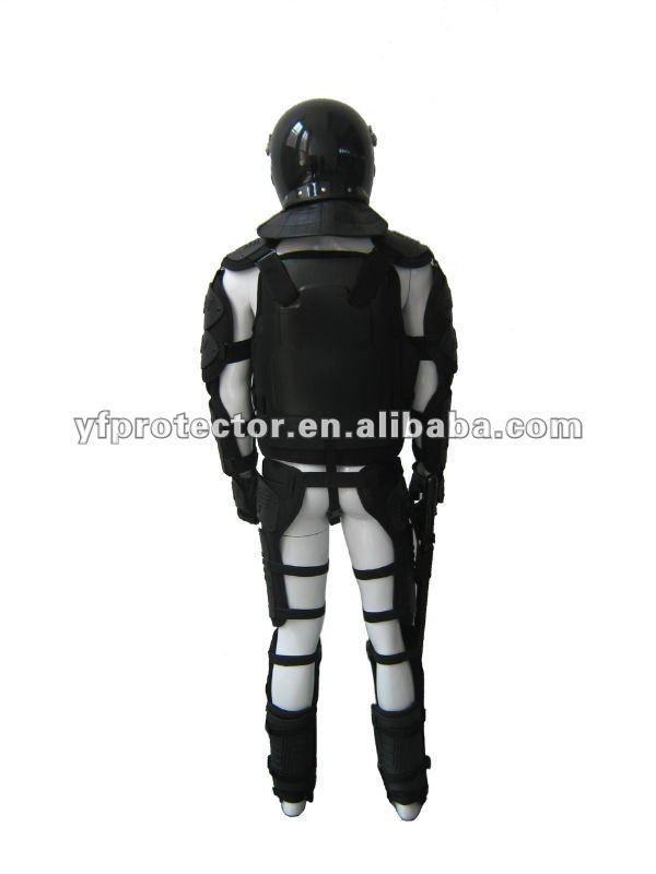 Anti-riot Suit (YF-105)-BACK