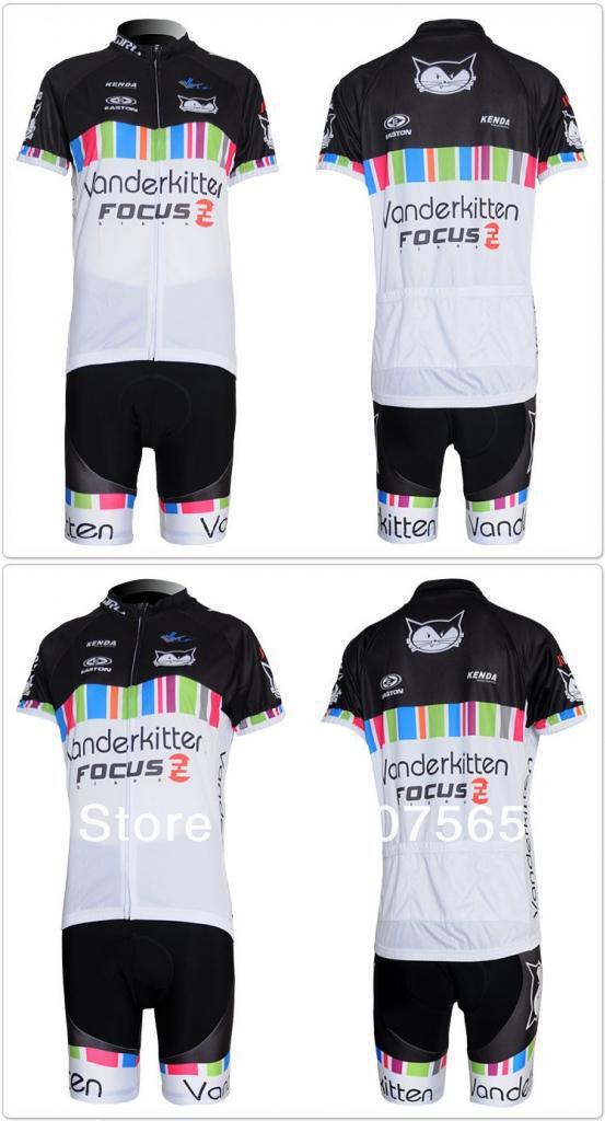 Женский костюм для велоспорта vanderkitten : S, M, L, xL, XXL jersey + bib shorts
