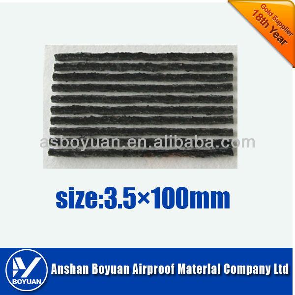 100*3.5mm Tire repair string tire seal black
