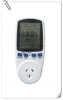Электроника Energy meter in plug style, Watt Voltage Volt Meter Monitor Analyzer power meter, high quality and