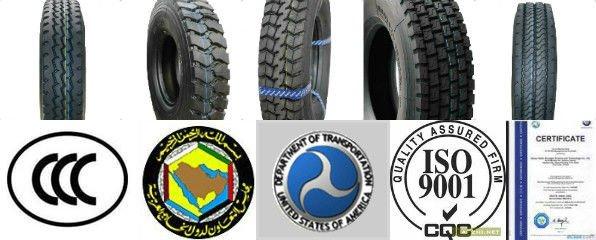 Tire casings