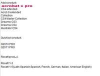 Программное обеспечение для ПК 5PCS/LOT new W-seven-PR0 0em english full retail sealed software