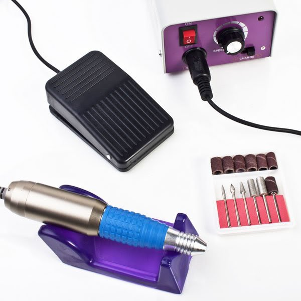 Free Shipping Professional Nail Art Glazing Drill Machine Manicure--Y614