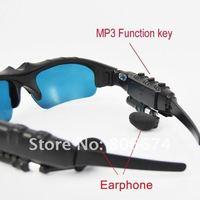 Sunglasses Headset Sun glasses 2GB Mp3 Player Music