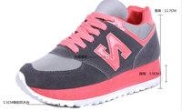 Женская обувь на плоской подошве NB 3
