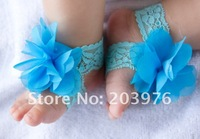 Детские сандалии $1,45 /pair.newborn sandals.photo 19colors 50pcs/lot DBB-084