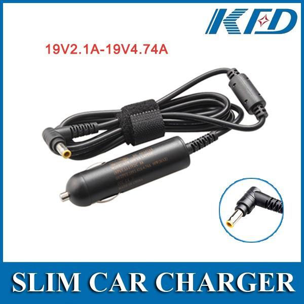 Инвертирующий усилитель мощности Laptop power supply 19V 2.1A 40W car charger for For samsung mini NC10 NC110 N145 N148 5.5*3.0mm