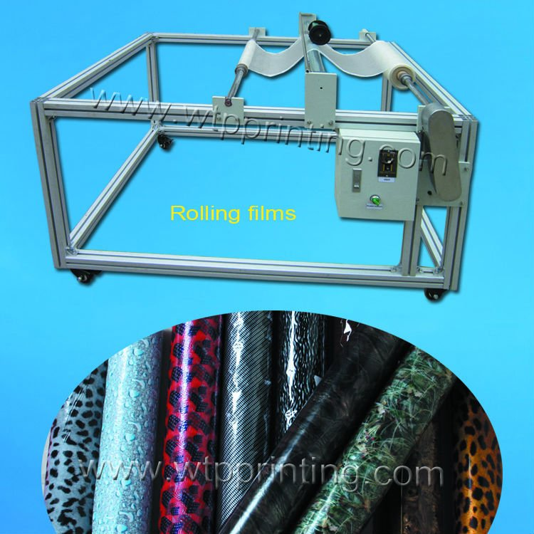 water transfer printing film Carbon Fiber patterns