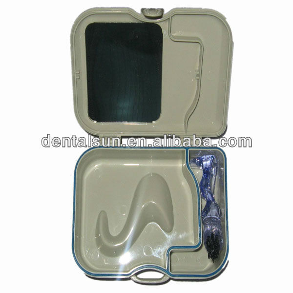 Dental Retainer Case/Denture Storage Box/Denture Bath Box