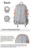Рюкзак New 400D Jacquard Tote-bag 2 colors Backpack Camping Sports Leisure bag Hiking handbag shoulder bag #631