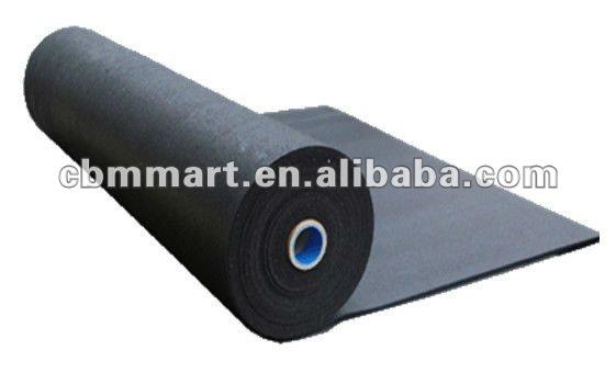 Rubber flooring promotion