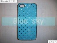 Чехол для для мобильных телефонов for iphone 4S case fit 4 and 4S Electroplating, luxury, bring bring 10pcs many colors