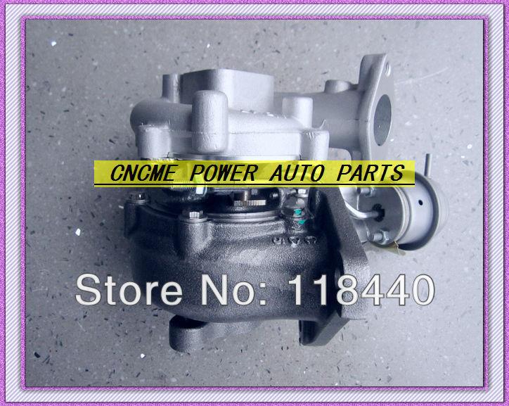 GT1849V 727477-5006S 727477-0005 TURBO 727477-5007S 727477 14411-AW40A 14411-AW400 Turbocharger NISSAN Almera Primera X-Trail,2.2L DI T30 YD22ED YD1 2.2L 136HP (4)