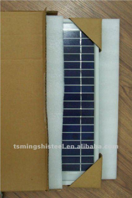 260 watt high power solar panle