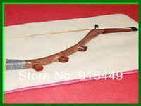 unique hot China handmade mongonl ARCHERY Recurve Bow hunting bow wolf2 55lbs
