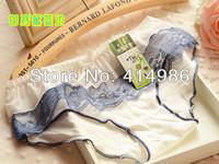 Женские трусики 10pcs/lot women's panties lolita style low waist student girls ruffles smooth slip seamless briefs N-243