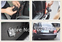 Система помощи при парковке 4 Sensors System 12v LED Display Indicator Parking Car Reverse Radar Kit