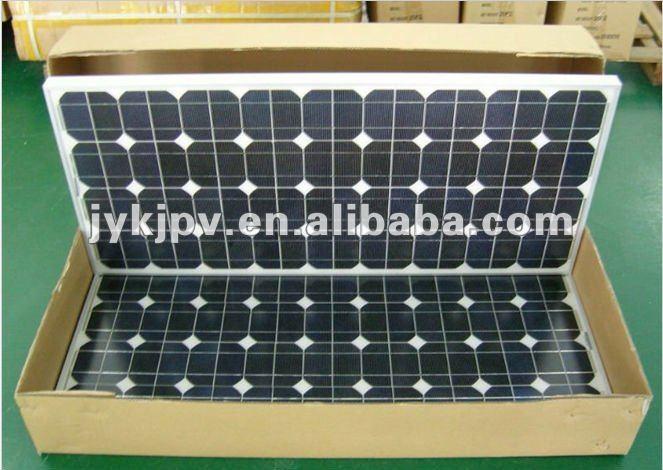 90W Monocrystalline Solar Panel