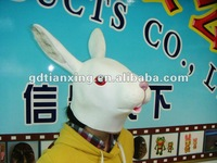 Cute Bunny Rabbit Mask For Costume Theater And Cosplay From Japan With High Quanlity