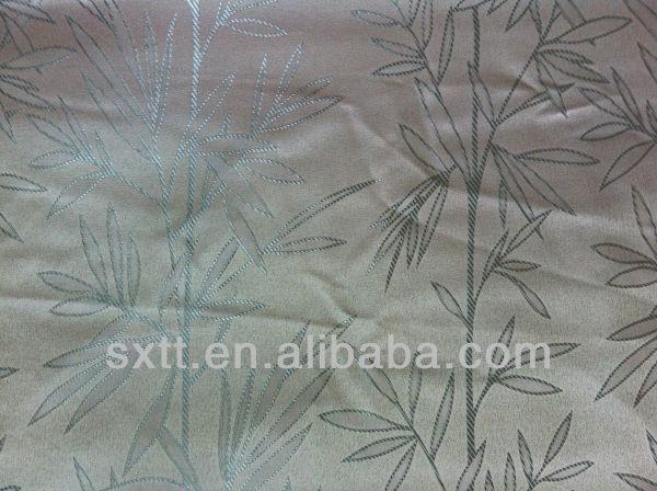 jacquard decoration curtain