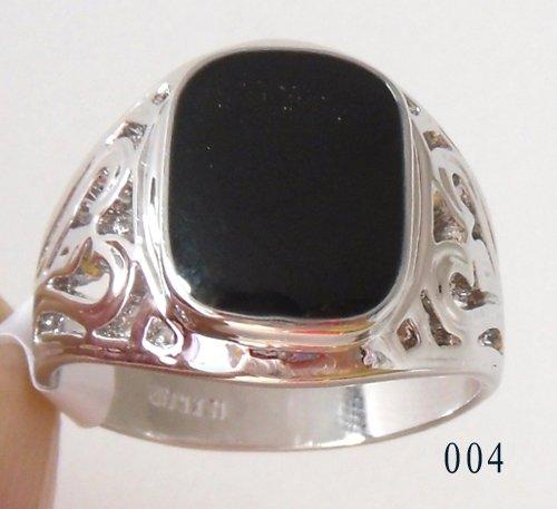 Mens Onyx Rings for sale  eBay
