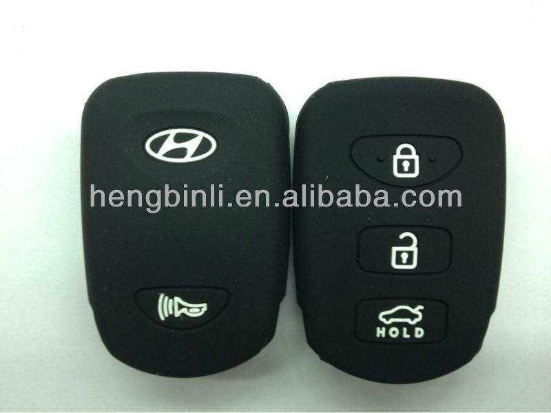 original appearanc car key case,car key case,silicone hyundai car remote key cover