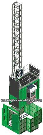 Material hoist equipment