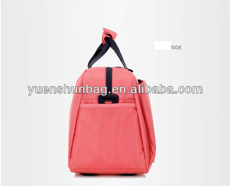 best sale Multifunction Large capacity Good quality nylon Travel Bag with Zipper