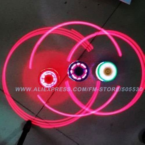 Ultraman Spinning Top Toy Laser LED Flashing Light Multi-color Spinning Top Spinner music Song kids gift Wholesale Freeshipping