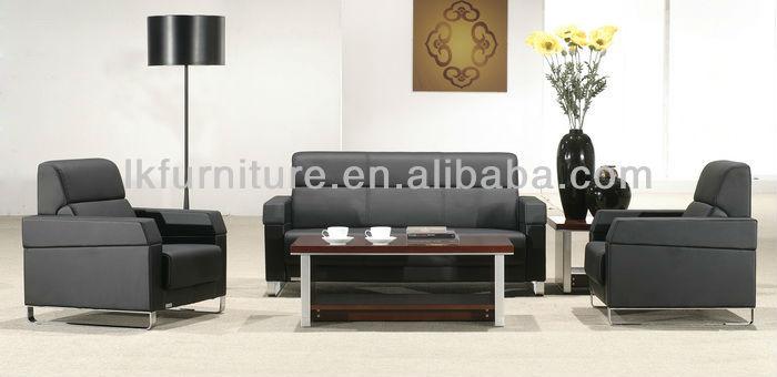 تصميم جديد مؤتمر المائدة مع القدمين المعادن