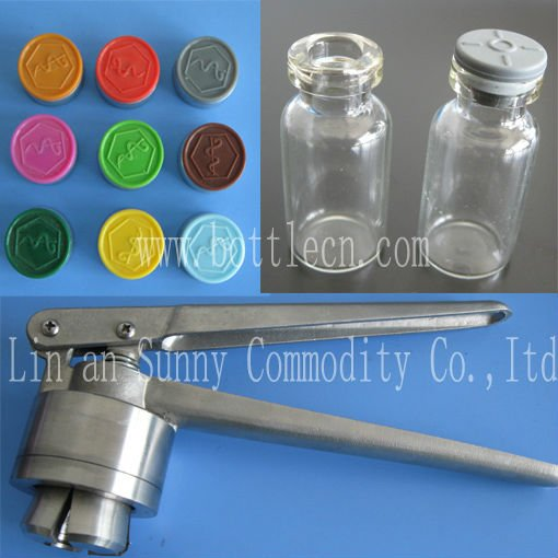 medical equipment,auto crimping machine for flip off 20mm,sealing/capping tool for glass vial,medicine vials