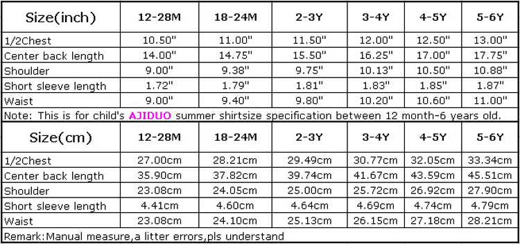 2013 AJIDUO summer shirt