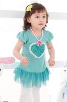 красивая девушка платье с любовью сердце любить сердце дизайн 2 цвета: розовый и голубой популярный стиль
