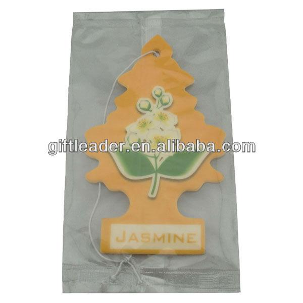 Round Popular Car Air Paper Freshener