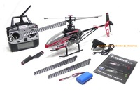 Free Shipping!! MJX F45 F645 RC Helicopter & C4002 Camera Box 2.4G 4CH F-SERIES w/ MEMS GYRO & LCD Transmitter