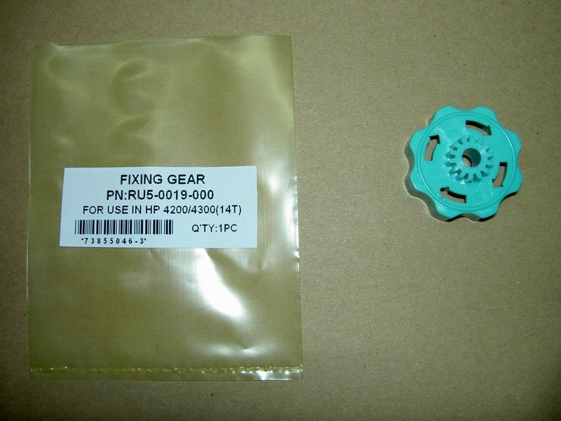 High quality FIXING GEAR RS5-0753-000.48T.HP 5si.WX.8000.PRINTER PARTS