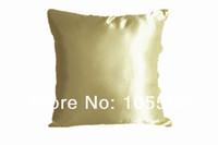 полиэфира атласные вышивка подушка покрытие ht-psec-01