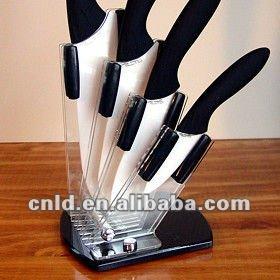 Kitchen Knife Holder Block Knife Display Rack