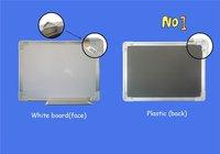 100% magentic aluminium frame message board