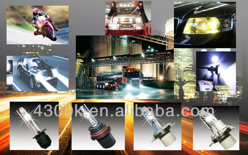 China manufacturer h4 hid xenon kit,AC DC 12v 24v 35w 55w 75w h4 hid xenon kit