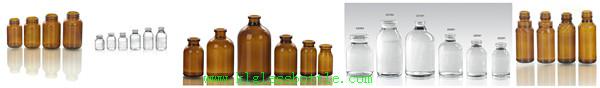 Custom Medicine Glass Bottle