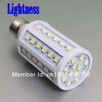 Светодиодная лампа 4pcs 5050 SMD 60pcs LED Corn Bulb Light E27 LED Lamp Cool White | Warm White 220V 12W