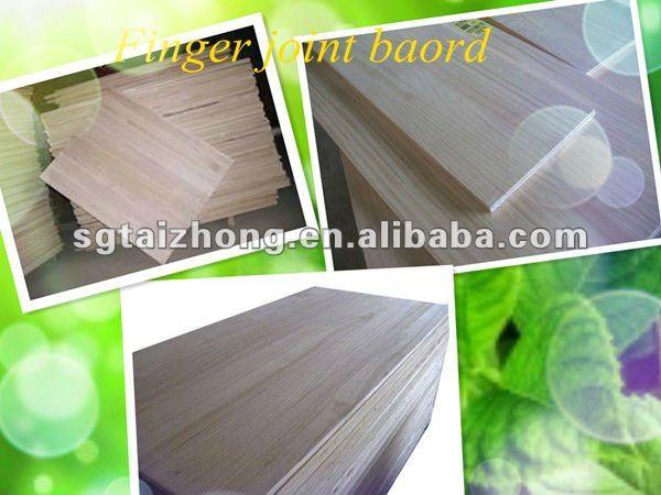 Poplar Finger joint board