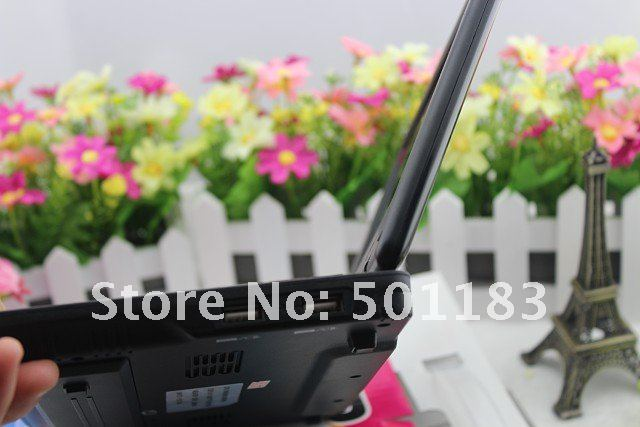 7 inch mini Laptop 256MB 2GB WiFi Notebook Computer Netbook PC  Android  or Window CE system Wholesale Free shipping