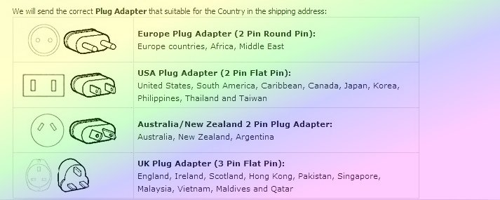 Plug Adapter_