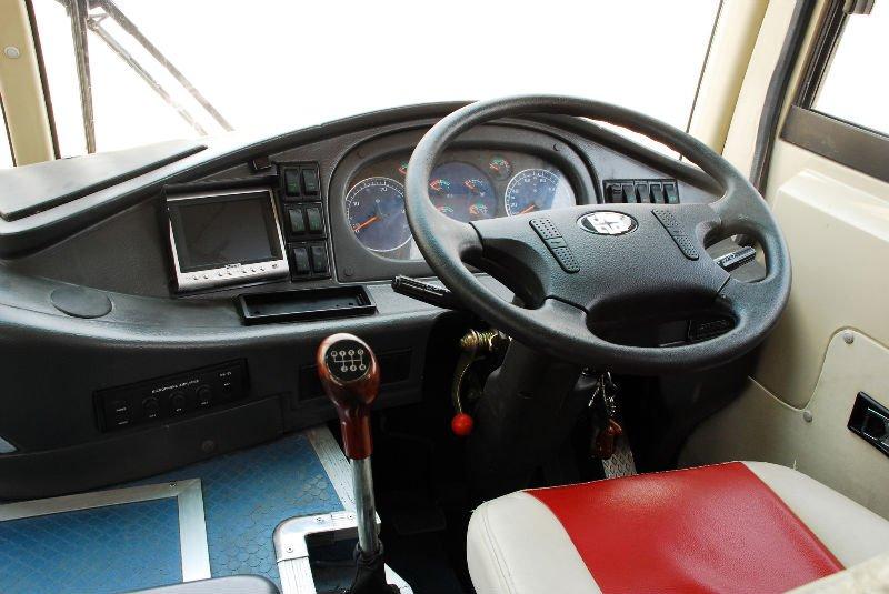 Caesar LCK6125A passenger bus