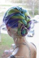 Пастель для волос 48 /1 box top