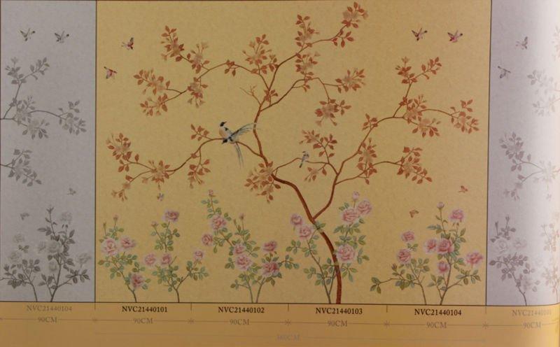 Individuell Bedruckte Tapete : Woven Wallpaper Quality High