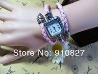 Наручные часы women watches leather snake shaped strap Roman numeral quartz watch Christmas birthday gifts selling 600pcs