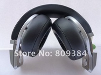 DHL free shipping Pro headphone  for DJ in white/black color with serial NO.